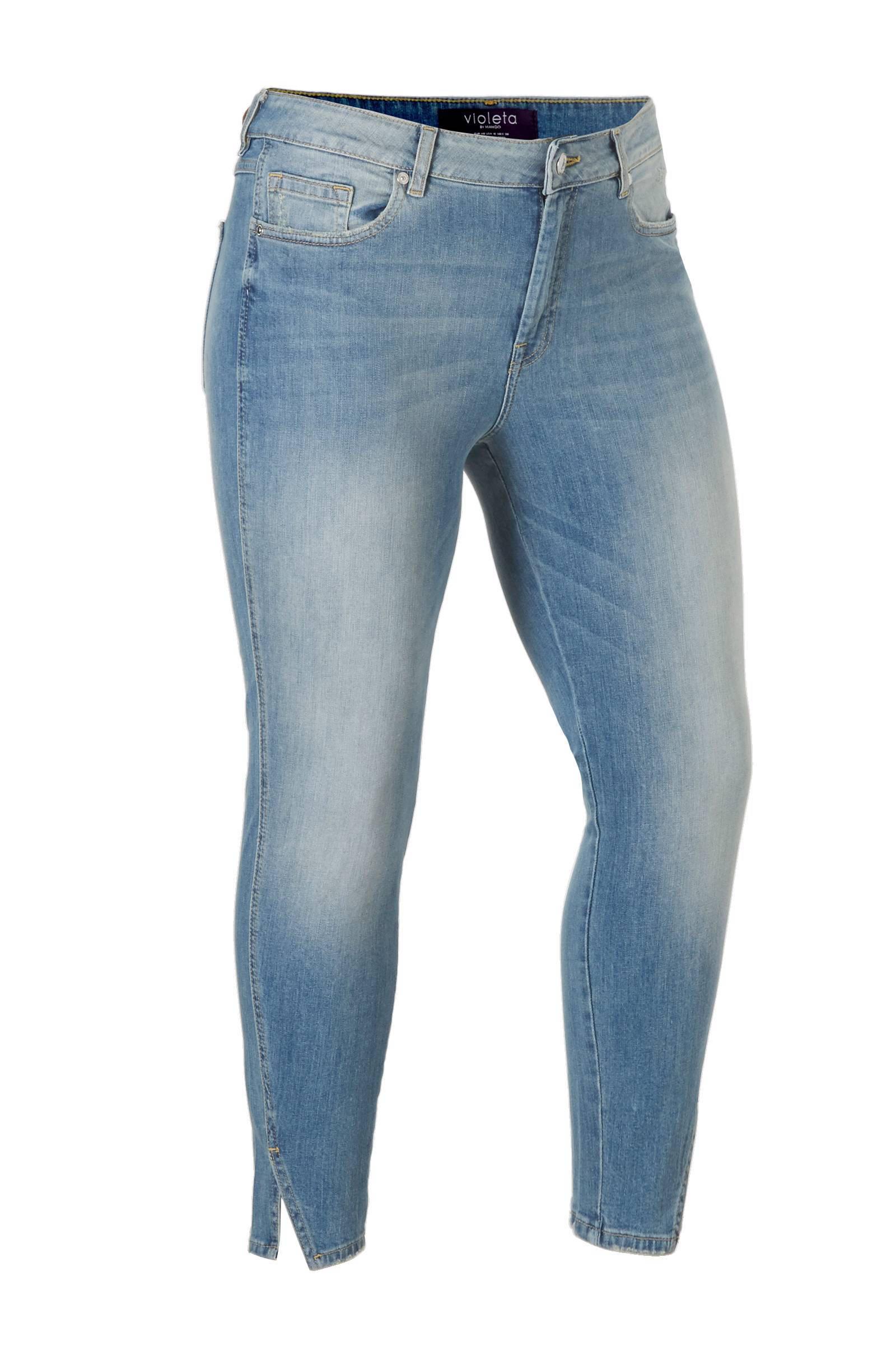 jeans lichtblauw dames