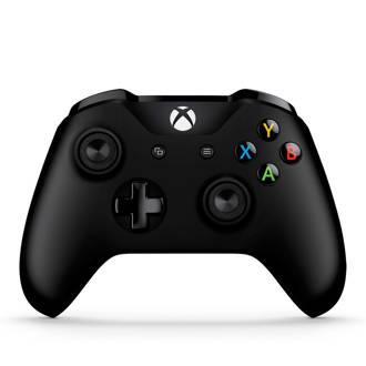 Xbox One S draadloze controller zwart