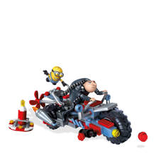 DM3 Gru's motorfiets