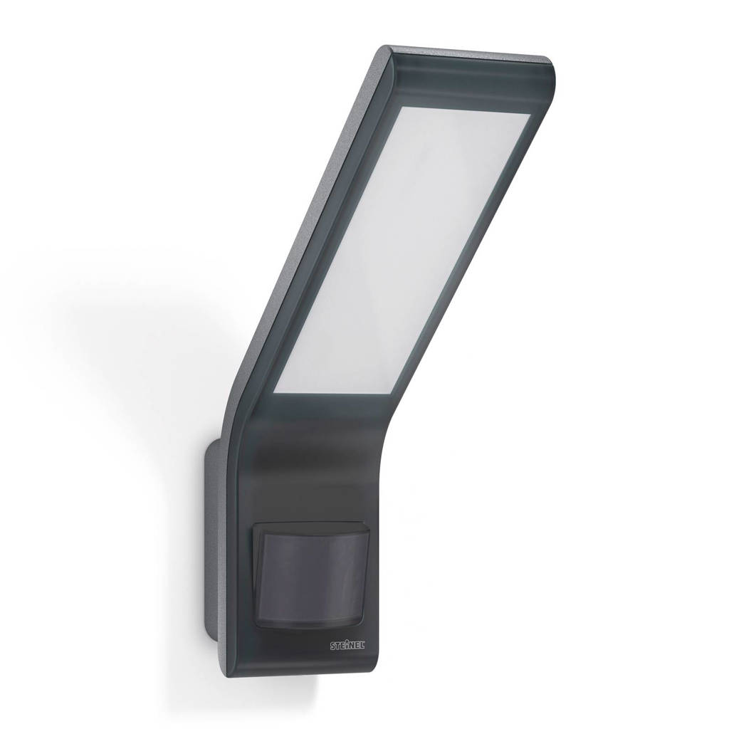 Steinel wandlamp XLED Slim, Antraciet