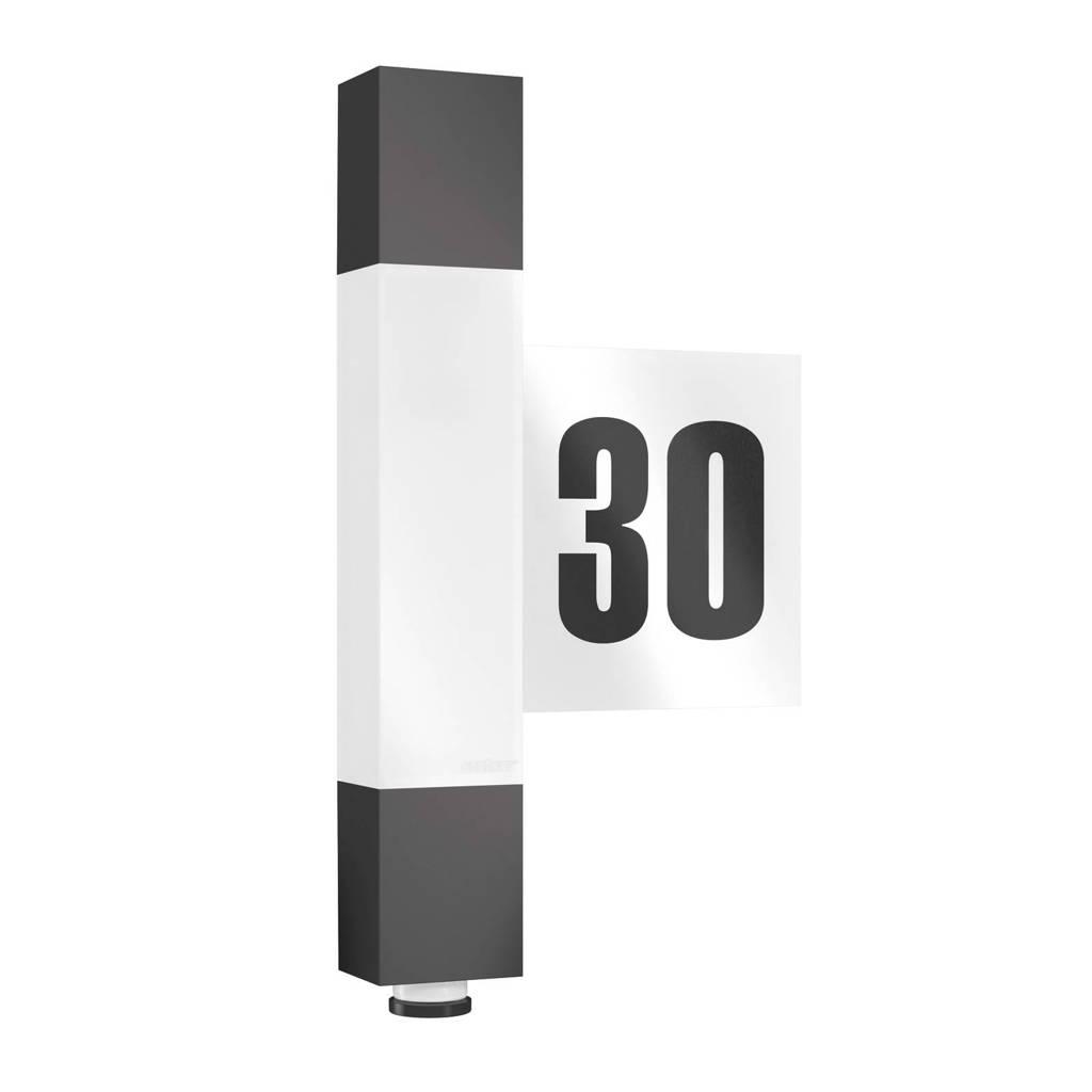Steinel wandlamp L630 (met sensor), Antraciet