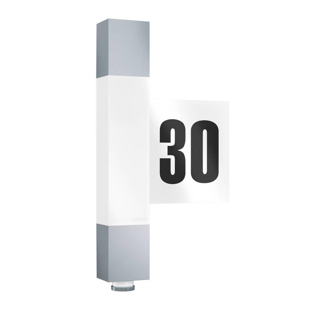 Steinel wandlamp L630 (met sensor), Zilver