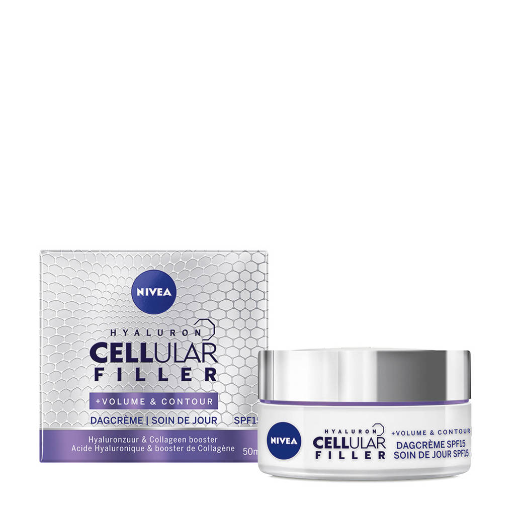 NIVEA Cellular Volume Filling dagcreme - 50 ml