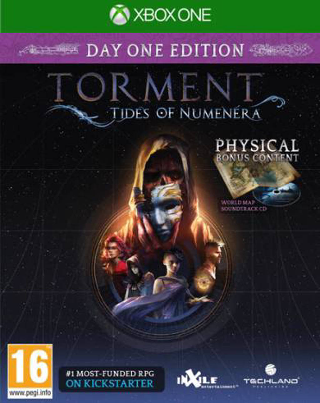 Torment - Tides of Numenera (Day one edition) (Xbox One)