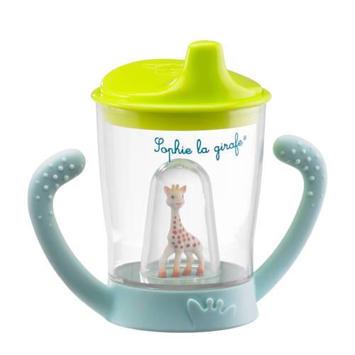Sophie de Giraf tuitbeker 200 ml groen kopen