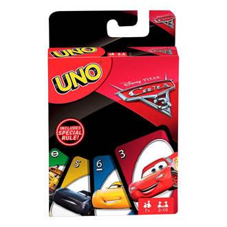 Uno Cars 3 kinderspel