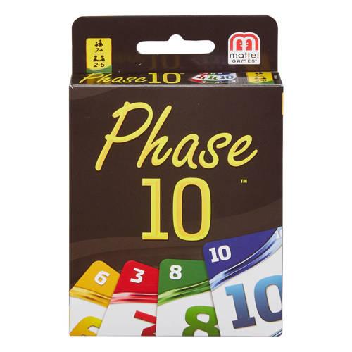 Mattel Phase 10 kaartspel kopen