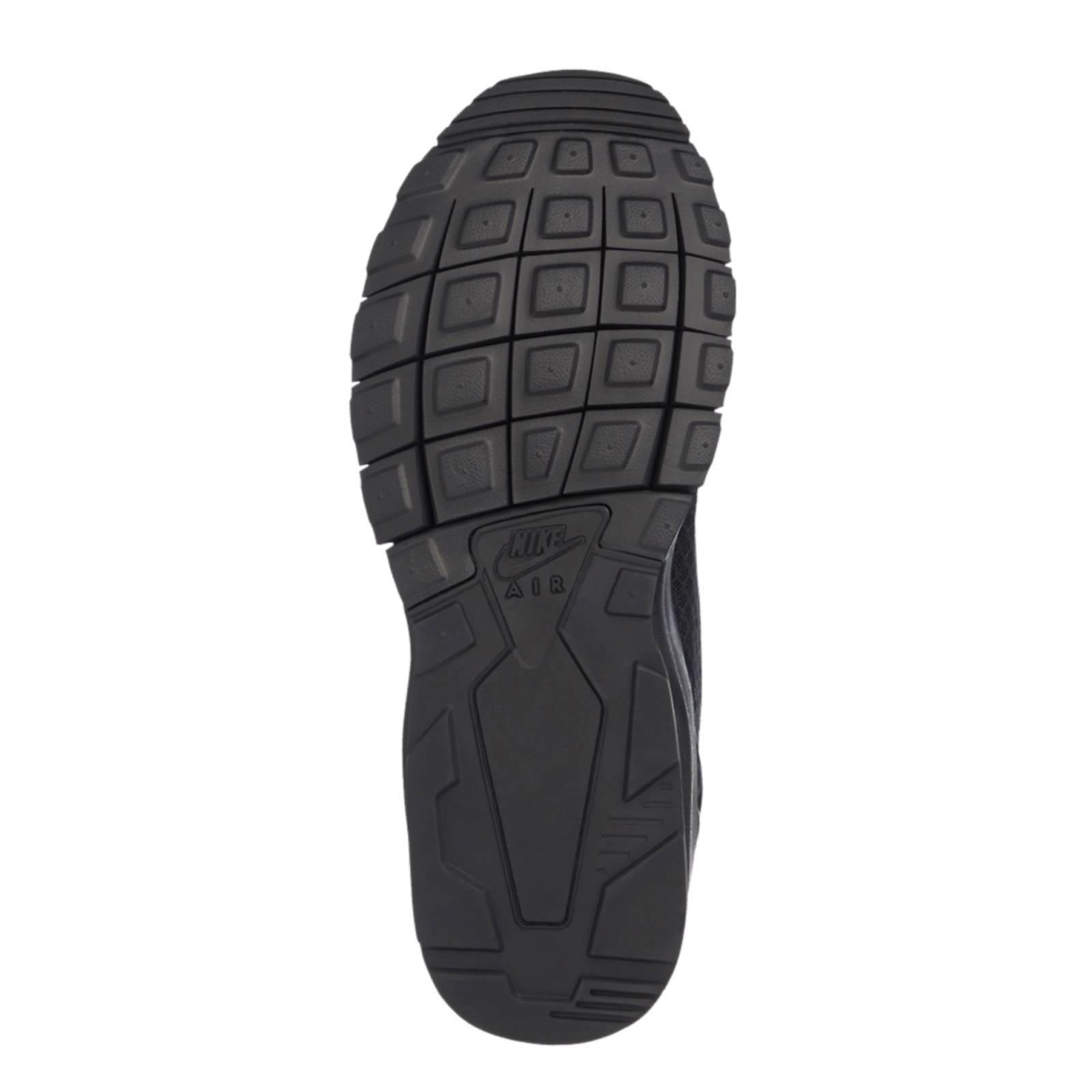 nike air max motion low sneakers zwart heren