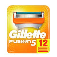 Gillette Fusion 5 - 12 scheermesjes