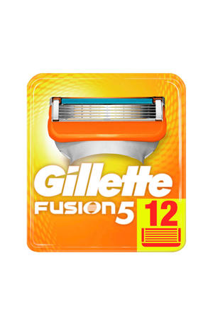 Fusion 5 - 12 scheermesjes