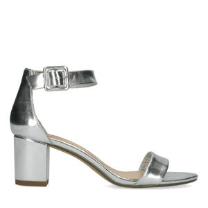 sandalettes zilver