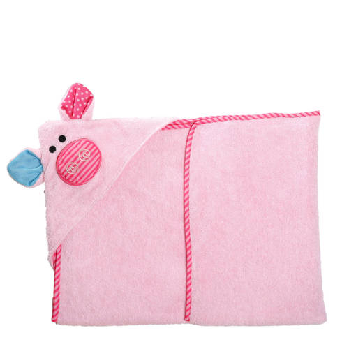 Zoocchini Baby Badcape Pinky The Piglet