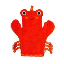 Charlie the Crab washandje 380 gr/m2