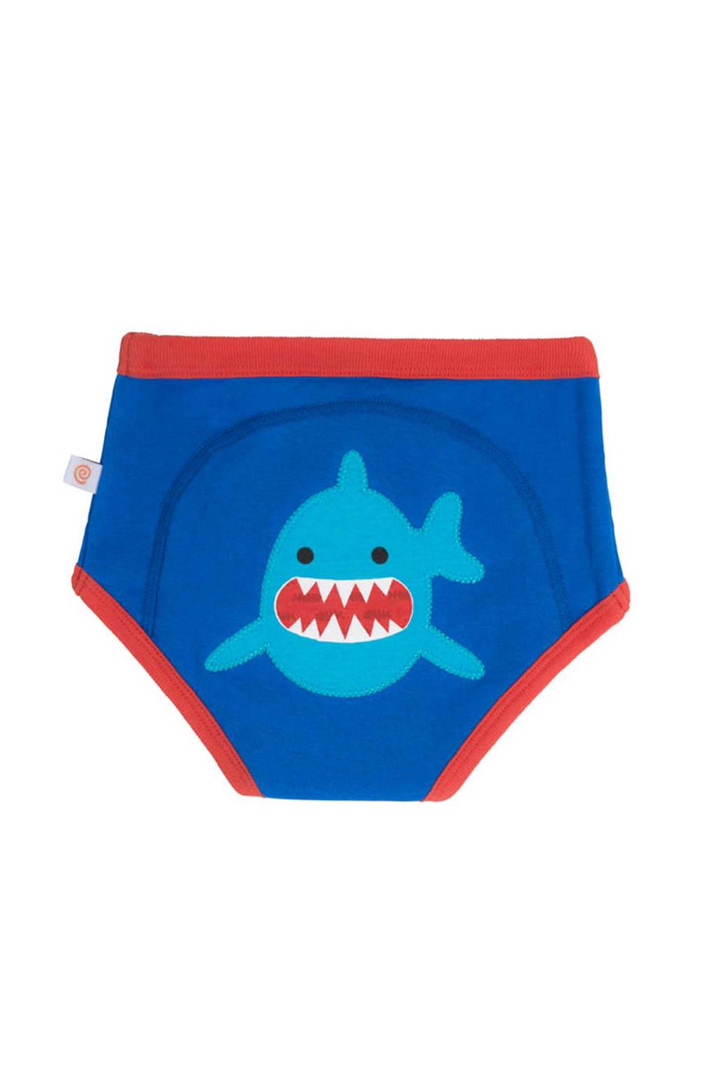 Zoocchini Sherman the Shark trainingsbroekje 3-4 jaar