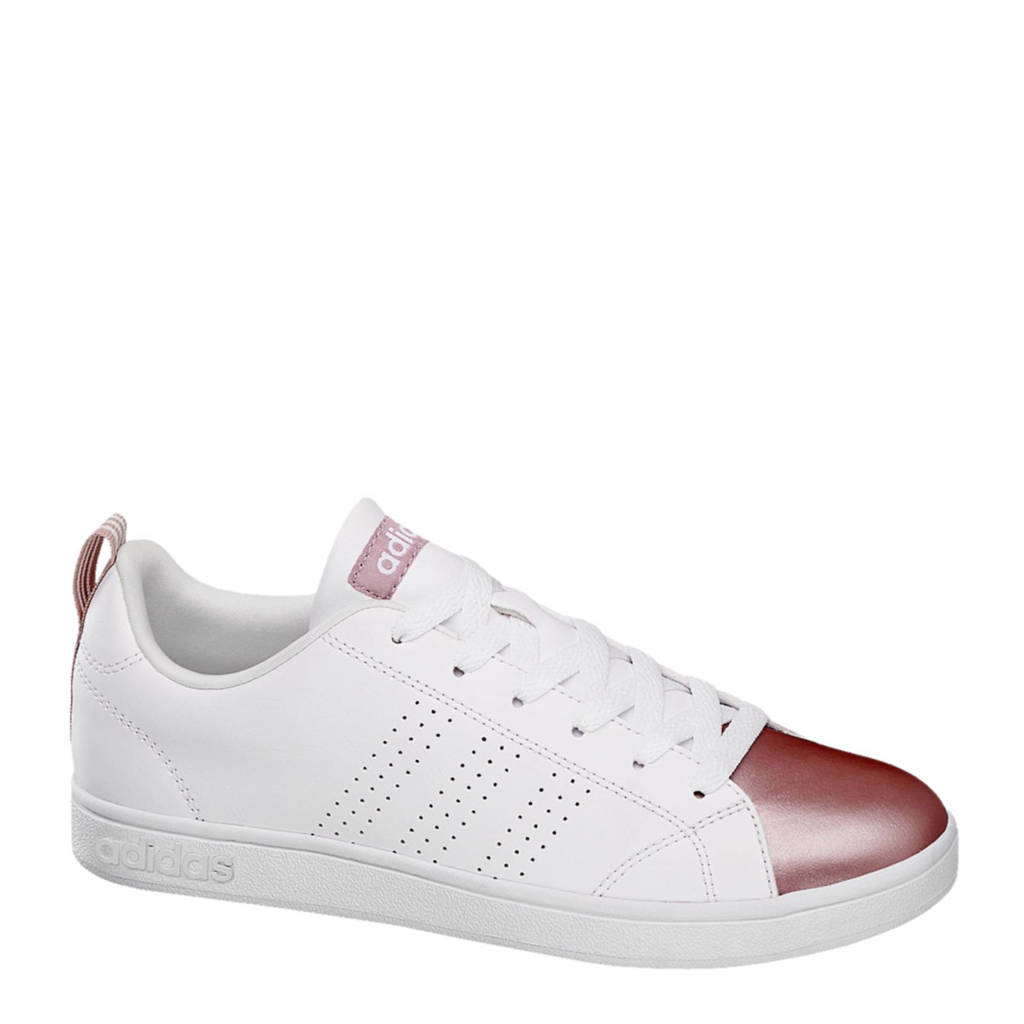 super popular 51cc6 2aa20 adidas VS Advantage Clean sneakers, Wit