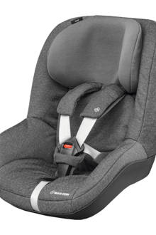 Pearl autostoel groep 1 (2017) sparkling grey