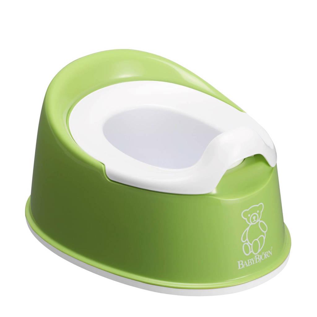 BabyBjörn pienter potje groen, Groen