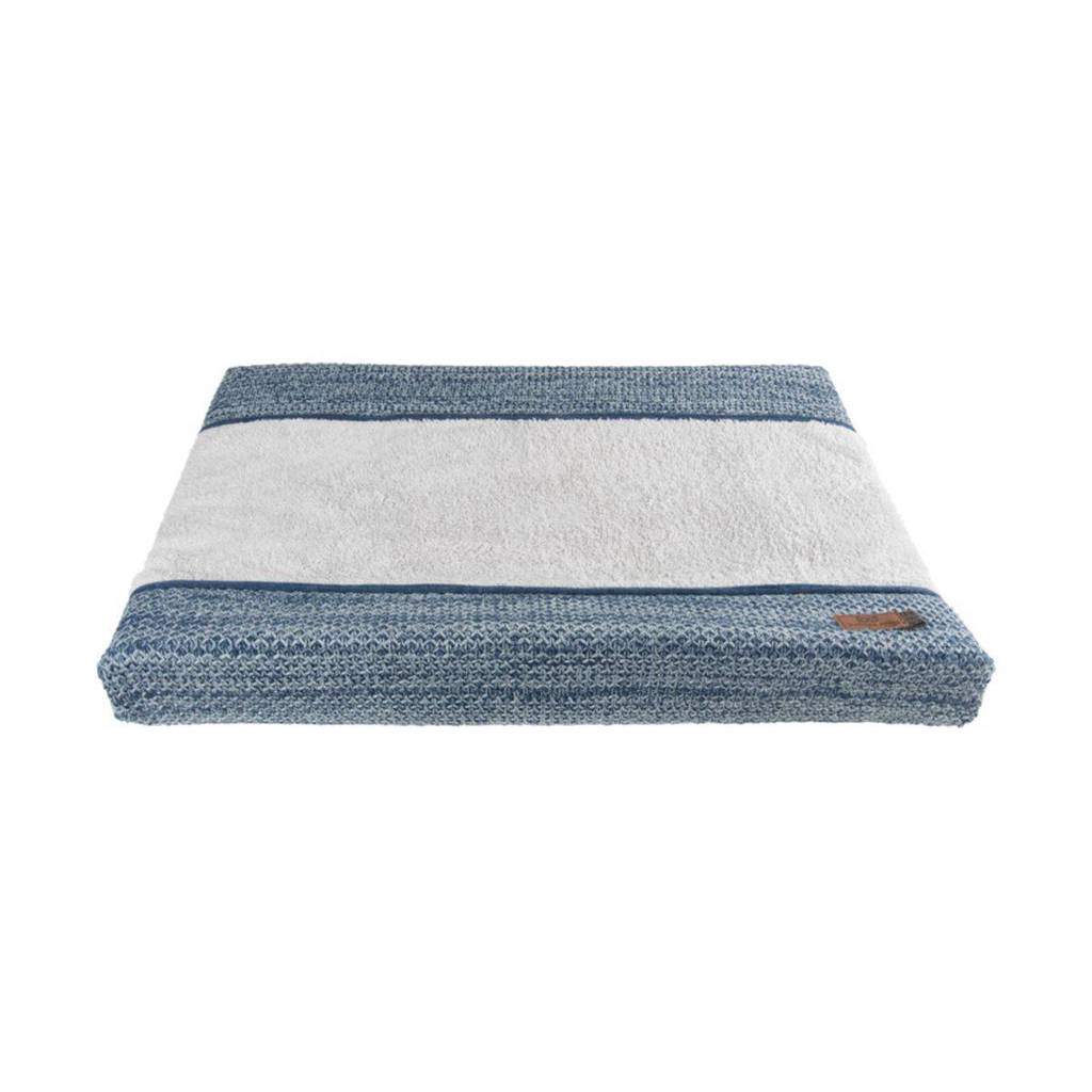 Baby's Only River aankleedkussenhoes 70x45 cm jeans