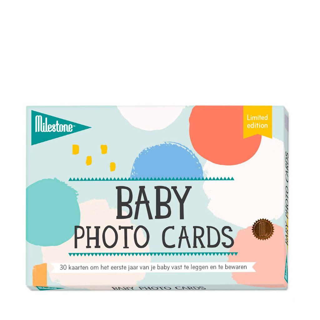 Milestone Baby fotokaarten limited edition (30 stuks)