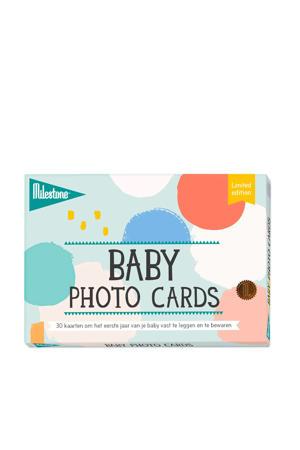 Baby fotokaarten limited edition (30 stuks)
