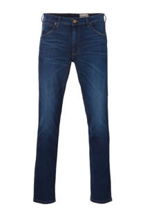 Wrangler Greensboro regular straight fit jeans (heren)