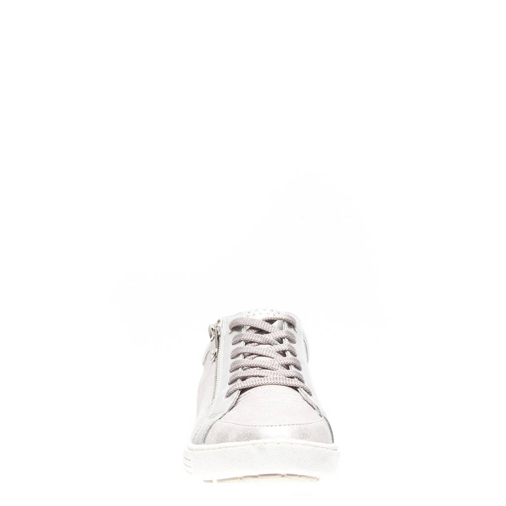 Scapino Bellissima sneakers, Zilver