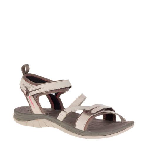 Merrell outdoor sandalen Siren Strap Q2 zilver