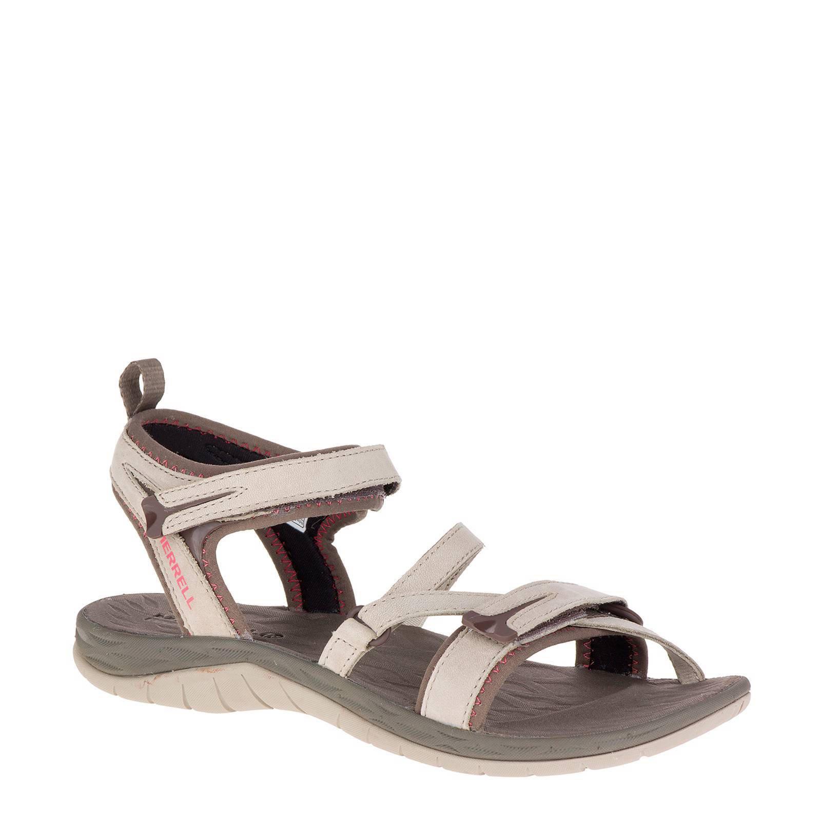 Strap Siren Q2 outdoor zilver Merrell sandalen SqtgE
