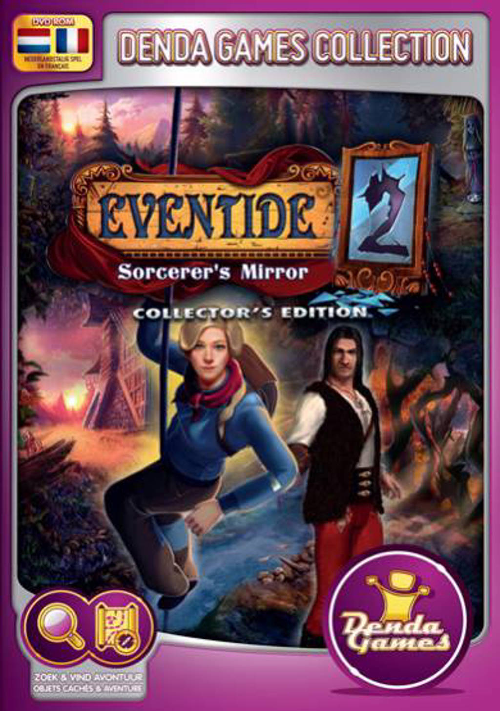 Eventide 2 - Sorcerer's mirror (Collectors edition) (PC)