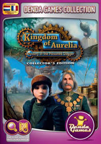 Kingdom of Aurelia - Mystery of the poisoned dagger (Collectors edition) (PC)