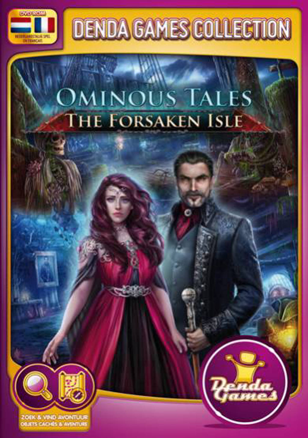 Ominous tales - The forsaken isle (PC)