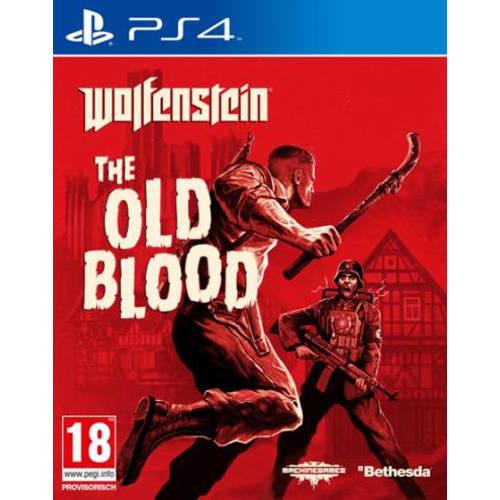 Wolfenstein - The old blood (PlayStation 4)