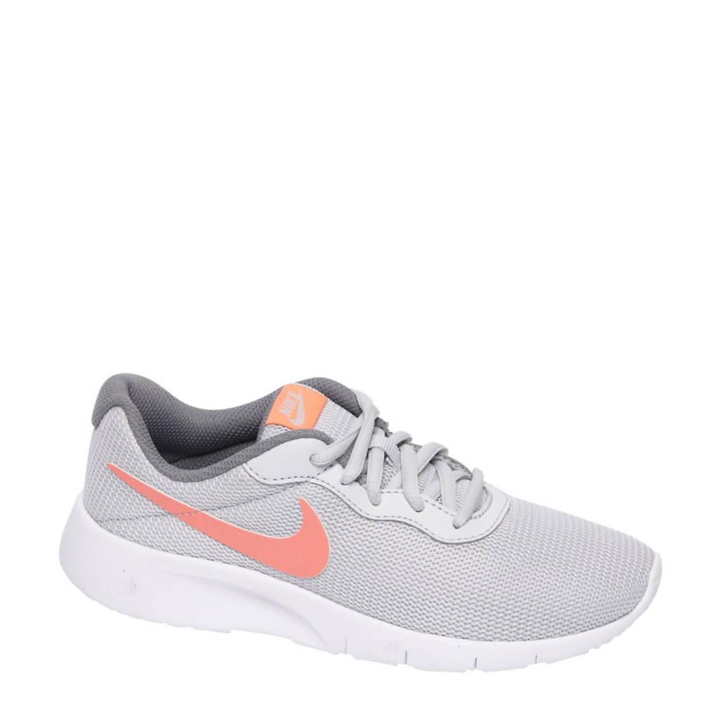 39468db2336 Nike Tanjun lichtgewicht sneakers, Grijs/roze