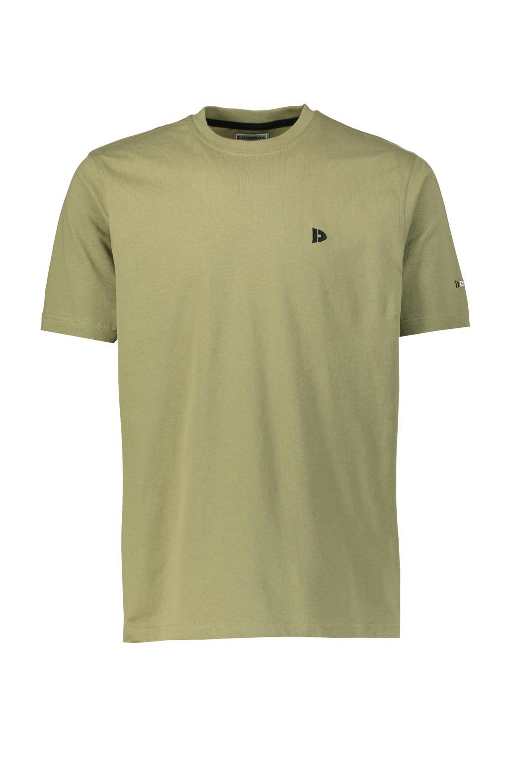 Donnay   sport T-shirt taupe, Taupe