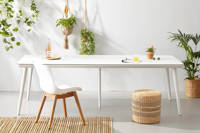 Hartman tuintafel (240x100 cm) Sophie Studio, Wit