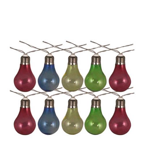 Luxform lichtsnoer Festive (10 lampen)