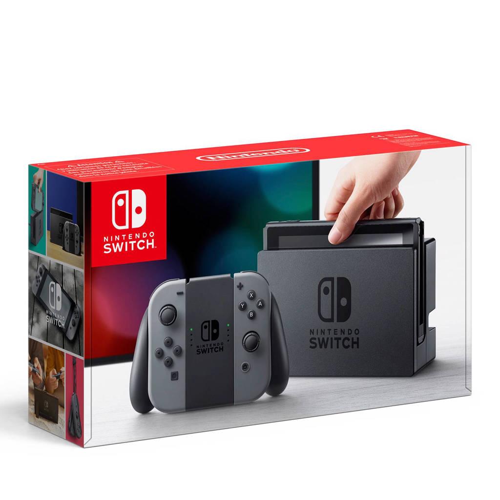 Nintendo Switch grijs, Grijs