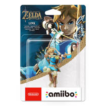 Nintendo amiibo The legend of Zelda: Breath of the Wild collection - Link