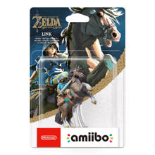amiibo The legend of Zelda: Breath of the Wild collection - Link rider