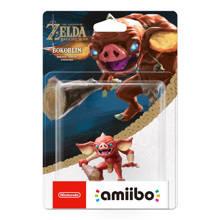 amiibo The legend of Zelda: Breath of the Wild collection - Bokoblin