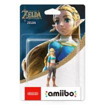 Nintendo amiibo The legend of Zelda: Breath of the Wild collection - Zelda