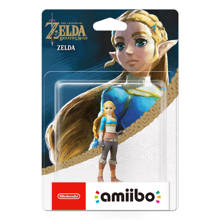 amiibo The legend of Zelda: Breath of the Wild collection - Zelda