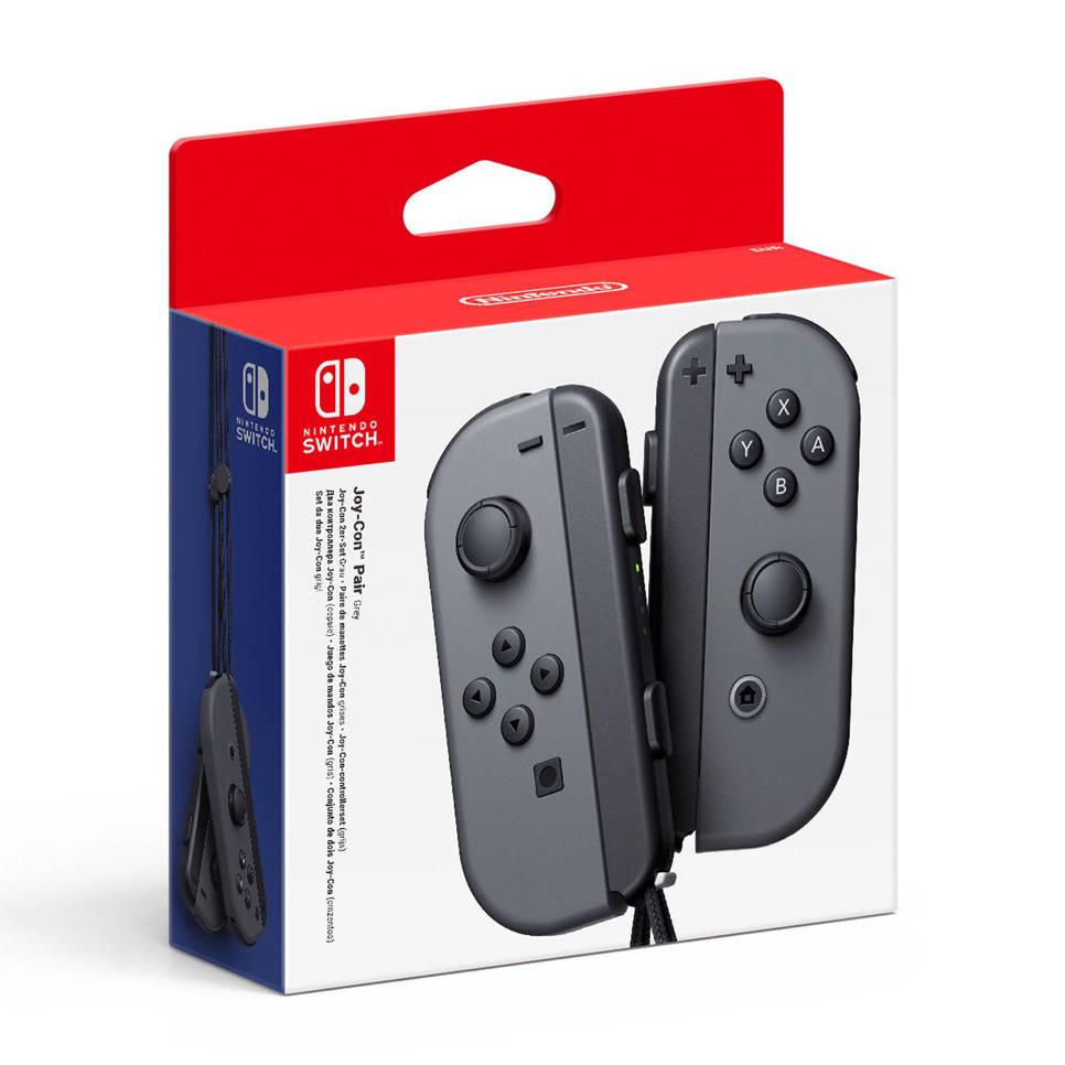 Nintendo Switch Joy-Con controllers grijs, Grijs