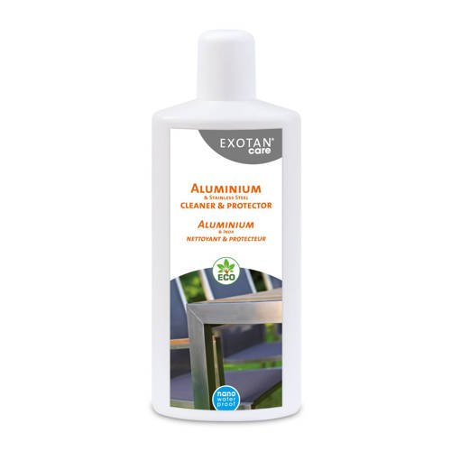 Exotan Care aluminium, stainless steel cleaner & protector 500ml