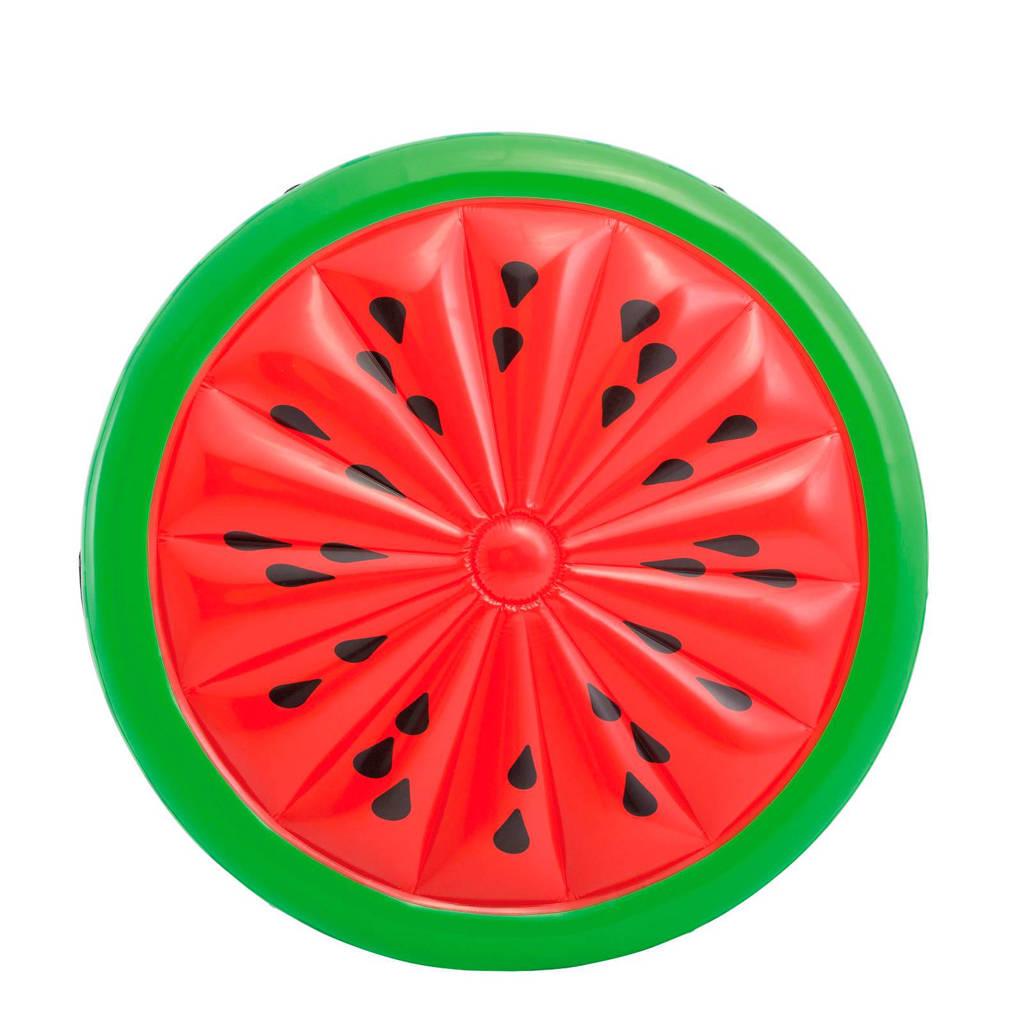Intex opblaasbare watermeloen eiland