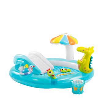 Krokodillen center opblaaszwembad