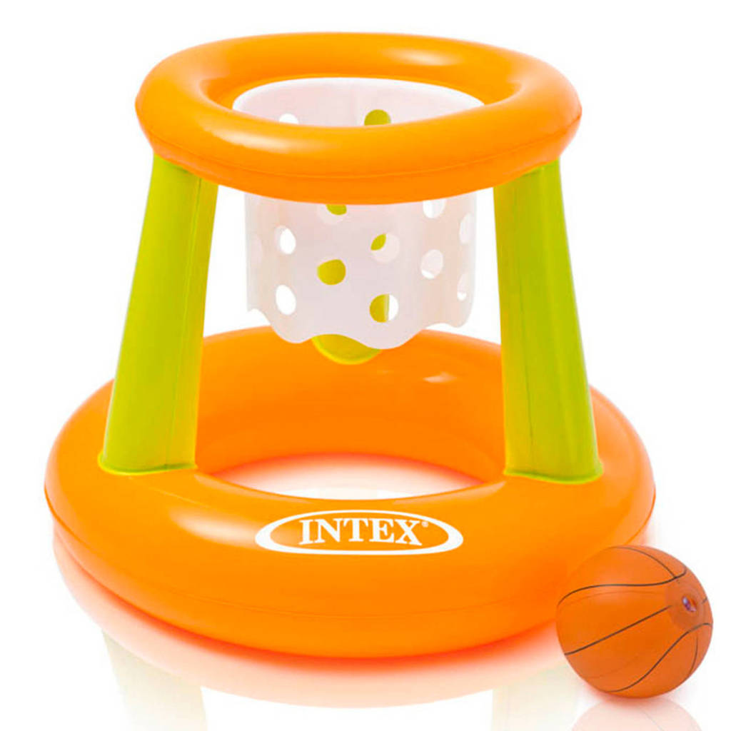 Intex opblaasbaar basketbal spel