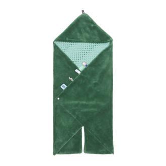 Trendy Wrapping wikkeldeken forest green
