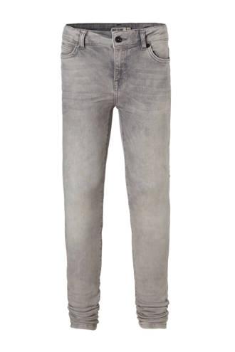 super slim fit jeans Dust grijs