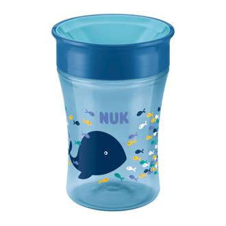 Magic Cup drinkbeker 250 ml blauw